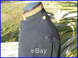 Militaria allemand ww1 veste mdl 1895 prussienne desortie et service