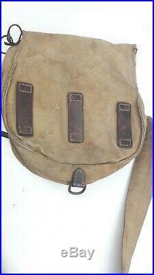 Musette Chargeur FM Chauchat poilu ww1 1914-1918 CSRG