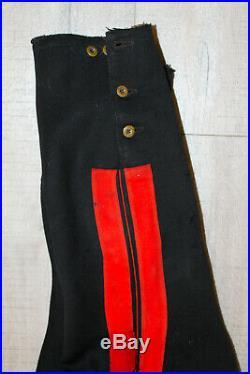 Officier artillerie WW1 uniforme