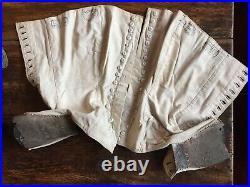 Paire Guêtres 4e Zouave modèle 1874 datée 1901 WW1 1er Guerre Tirailleur