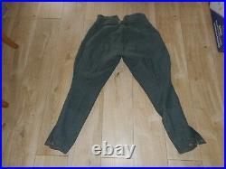 Pantalon All Troupe Prussien Mle 1915 Liserai Rouge