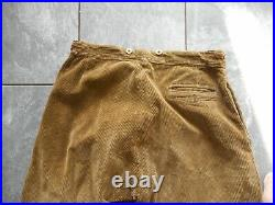 Pantalon Cotele Poilu Mle 1915 Datee 1916