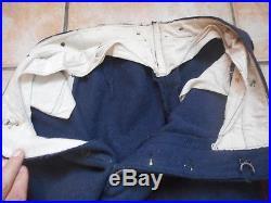 Pantalon D Artillerie Troupe Mle 1917/1918