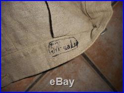 Pantalon De Poilu Bourgeron Mle 1895/1914 Du 58 De Ligne