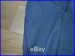 Pantalon Off Fr Bleu Horizon Mle 1916/1918 Du Genie