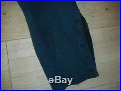 Pantalon Troupe Fr Poilu Mle 1915 En Drap Anglais