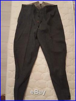 Pantalon allemand feldgrau ww1