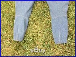 Pantalon culotte modèle 1914 soldat français Bleu Horizon BH WW1 infanterie