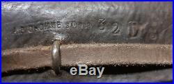 Pince coupante WW1 14/18 Cisaille barbelés & scie portative Poilus Grande guerre