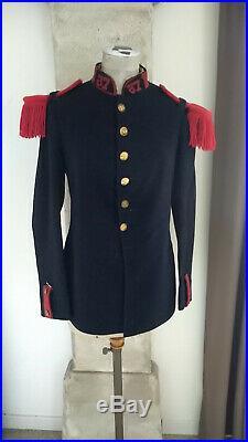 Piou piou VAREUSE modèle 1897 WW1 1914-1918 poilus uniforme