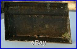 Porte plumes de poilus (objet de tranchée encrier, no briquet Argonne)