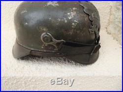Prusse 1914 1918 casque a pointe troupe ersatz FER FELGRAU