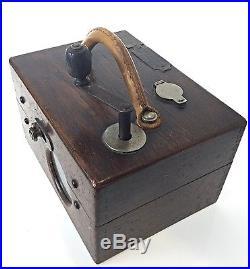 RARE Allemagne 1914-1920 -ANCIEN CONSTATEUR PIGEON VOYAGEUR BENZING COLOMBOPHILE