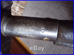 Rare 1917 Lf&c Extra Pyrmamiad Knob Trench Knives
