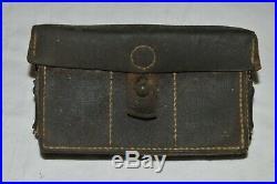 Rare Cartouchiere Mod. 1884/92-grande Guerre 1914/1918