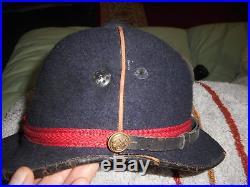 Rare Casque D Essais Fr Adrian Mle 1900/1903 D Infanterie Colonial