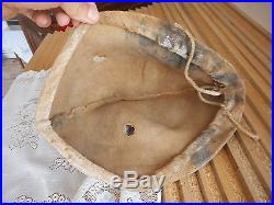 Rare Couvre Casque All Mle 1916 Piece De Trouvaille 100% Original