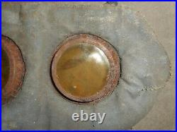 Rare Masque De Protection Contre Le Gaz Fabrication Meyrowitz Mle 1915