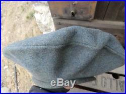 Rare Tarte 1915 Bleu Horizon 14-18 Infanterie-Chasseur alpin WW1