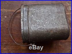 Rare bouteillon mle 1887 non modifié du poilu 14-18