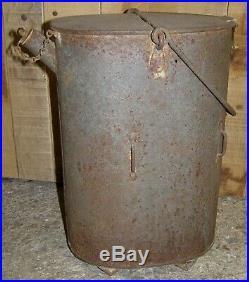 Rare bouthéon à eau guerre de 1870 commission des hopitaux militaires