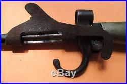 Rare coupe barbelés baionnette LEBEL (système FILLOUX) guerre 1914 WW1
