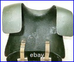 Rare cuirasse de tranchée, SAPPENPANZER, Allemagne 1 ère guerre, repeinte. WW. 1