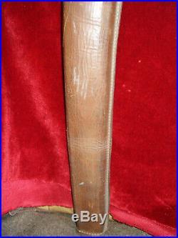 Rare étuis de Carabine 1890 de Cuirassier Français