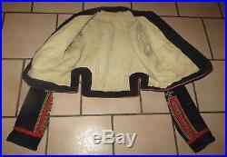Rarissime Boléro, veste et son gilet du 3 ème Régiment de Zouave, 1 ère guerre