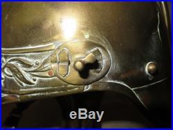 Rarissime casque de Cuirassier, modèle d' essai, 1ère guerre 1914-18. A voir