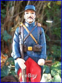 Re0216 Figurine Soldat Poilu 1918 Fantassin 14 18 1 Er Guerre Mondiale 2sur4