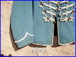 Relique DOLMAN modèle 1872 Troupe Cavalerie Hussards WWI 1914-1918 ORIGINAL
