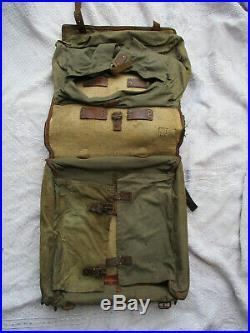 Sac a dos armée allemande WW1