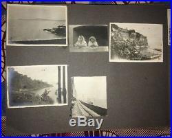 Salonique. Athènes. Macédoine. Album De 120 Photos Vers 1917
