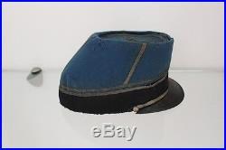 Shako D'officier De Gendarmerie D'afrique Modele 1871