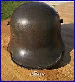 Stahlhelm M18 allemand Ww1