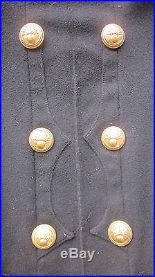 TUNIQUE FRANCAISE MODELE 1897 SOUS OFFICIER 1914 36e R I