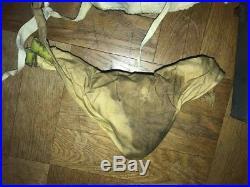 Tampon T avec sa housse triangulaire poilu 1ére Guerre Mondiale