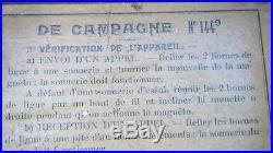 Téléphone De Campagne Français 14/18