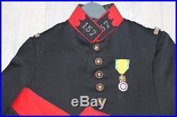 Tenue 1893 Sous-Lieutenant Infanterie de ligne