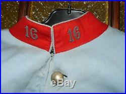 Tenue De Colonel Des Chasseurs A Cheval Veste Et Pantalon D'uniforme