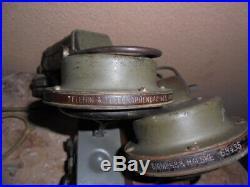 Très beau telephone Siemens de campagne allemand ww1 Verdun les Eparges