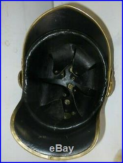 Très rare casque de Cuirassier à Pieds, Dragon, Cavalerie, 1 ère Guerre, Essai
