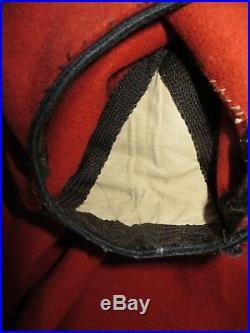 Très rare et beau burnous de Spahi, avec tampon LESSARTIER 7 NOV. 1921