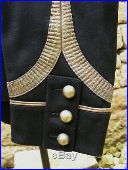 Tunique 1900 Sous/officier 5è compagnie de Remonte Saumur Attribuée