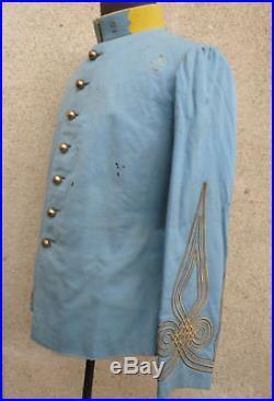 Tunique Modele 1893 D'officier De Tirailleurs Algeriens