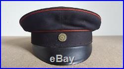 Une casquette képi schirmmütze Allemande ww1