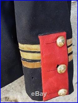Une veste vareuse 170° régiment d'infanterie 1914-1918 ww1