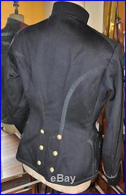 Uniforme 1914 DOLMAN Lieutenant subistances militaires ETAT EXCEPTIONNEL