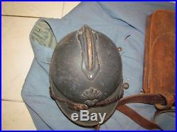 Uniforme Bleu Horizon De Sous Lieutenant Du 2 Eme Cuirassier 1916/1918